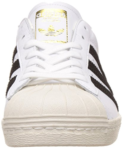 Adidas Superstar 46 Taille Baskets Originals Bb2231 Hommes 80s Blanc 11yxBgTqrw