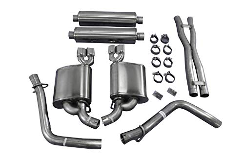 Mopar P5155958 Cat Back Exhaust