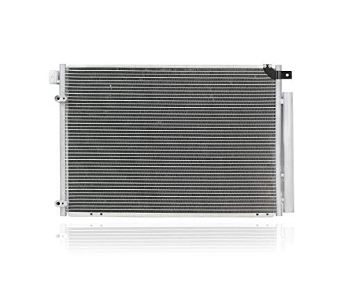 A-C Condenser - Pacific Best Inc For/Fit 3081 00-01 Mazda MPV ()