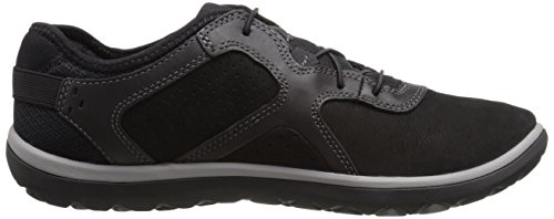 Clarks Mujeres Aria Lace Walking Leather Black Leather