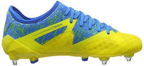 Umbro Men's Velocita III Pro Sg Football Boots Yellow (Blazing Yellow / Electric Blue) ADW2zoO