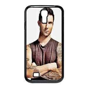 Adam Levine Samsung Galaxy S4 9500 Cell Phone Case Black as a gift A4550428