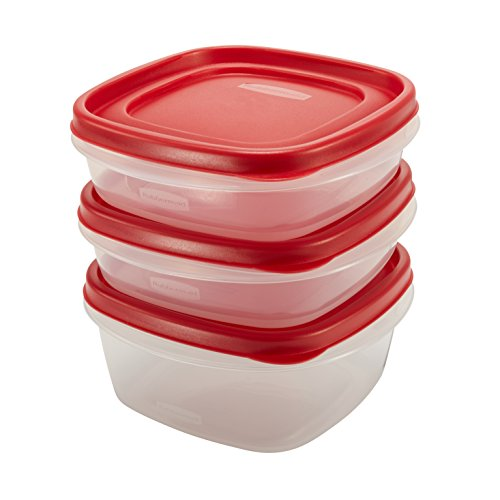 Rubbermaid Easy Find Lid Food Storage Container Bpa Free