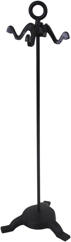 M/étal Noir JVL Foyer Chemin/ée Tidy Outil Set Taille Unique