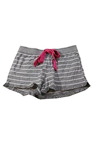 Jenni Striped Ruffle Pajama Boxers product image