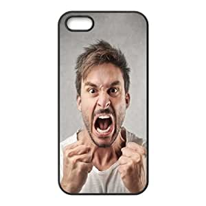 Designed High Quality Tasteful Man Image , Only Fit iPhone 5,5S