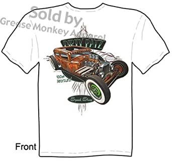 SIZE Medium Rat Rod 30 31 Sedan Hot Rod T Shirt 1930 1931 Tudor Ford Tee