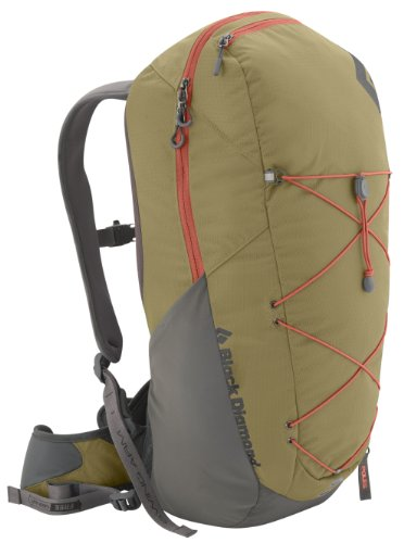 Black Diamond Sonic Backpack, Sand, Medium