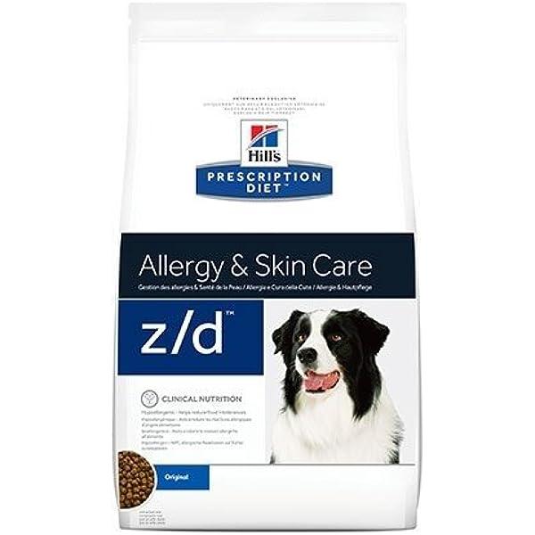 Pienso Hills Prescription Diet Z/D Food Sensitives para ...