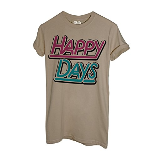 T-Shirt Happy Days 70'S Tv Show - FILM by Mush Dress Your Style