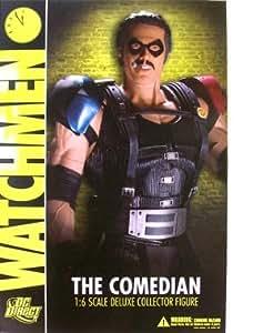Figura colector deluxe pel?cula Watchmen / escala 1:06 / comediante (jap?n importaci?n)