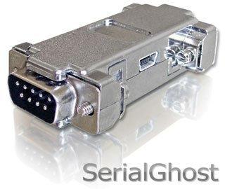 SerialGhost TimeKeeper DB-9 2GB Silver