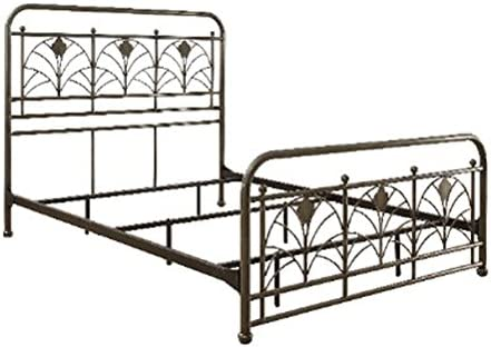 Craft Main Avery Bed Frame Queen Black