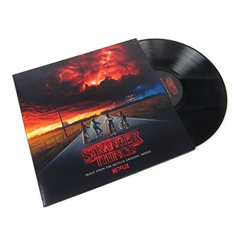 Things Vinyl (Stranger Things: Music From The Netflix Original Series Vinyl 2LP)
