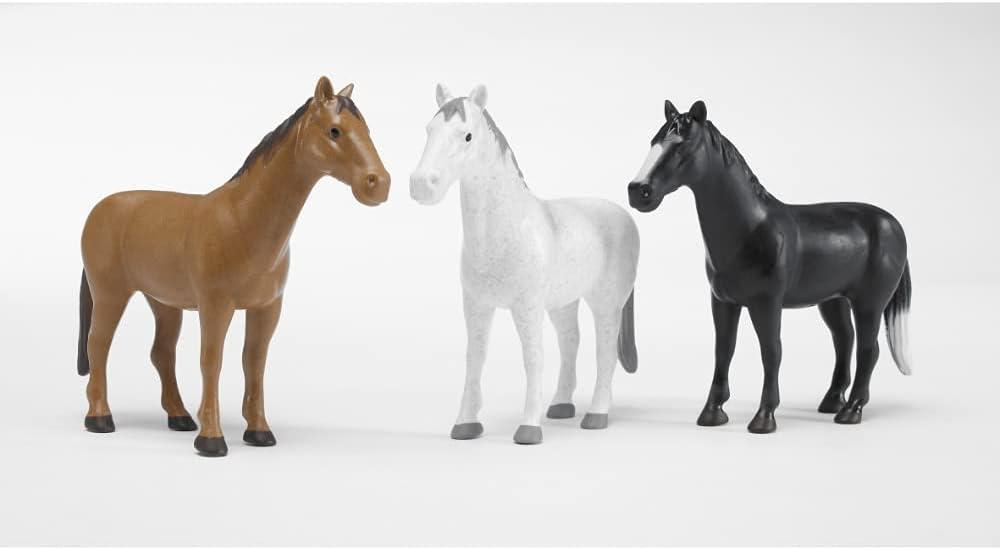 Bruder 2306 -Figurina caballo, colores surtidos (1 Unidad)