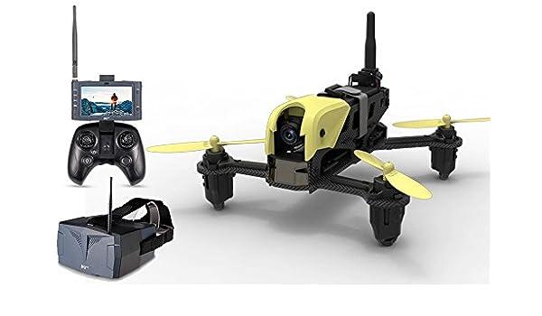 RCTecnic - Drones Hubsan X4 Storm - Mini Racing Drone con Gafas ...