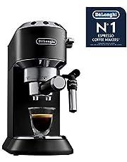 De'Longhi EC 685 Dedica, Macchina per caffè espresso manuale, 1350W