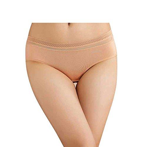 sexy panties/Lace waist hip in underwear/ SpongeBob underpants MS/ big red crotch underwear-D M