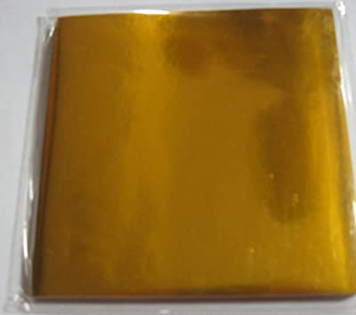 100s Japanese Gold Foil Origami Paper