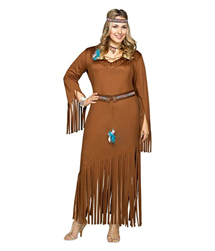 Fun World Womens Indian Costume