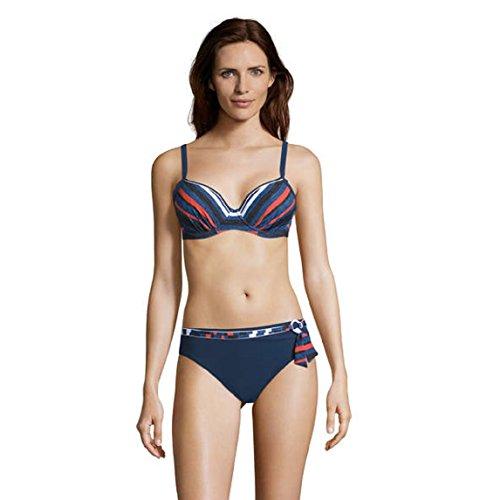 Sunflair Sailor Denim, Bikini para Mujer Azul
