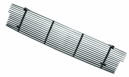 IPCW CWBG-9798FD Polished Aluminum Cut-Out Billet Grille Set