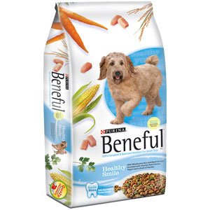 Purina Beneful Healthy Smile Dry Dog Food, 27.5-Pound, My Pet Supplies