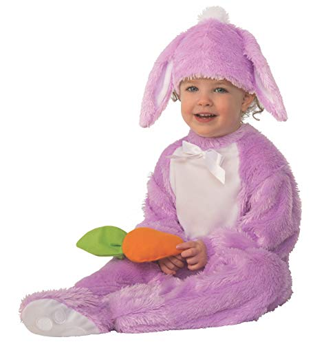 Rubie's Baby Opus Collection Lil Cuties Lavender Bunny Costume, As As Shown, Infant (Rubies Costume Lavender)