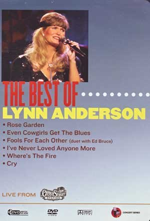 The Best of Lynn Anderson by K-Tel Entertainment