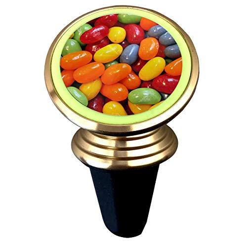 Halloween Sour Gummy Jelly Beans Universal Magnetic Phone Car Mount Holder Metal Luminous ()