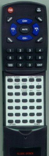 Price comparison product image TECHNICS Replacement Remote Control for EUR7702020, SADX750