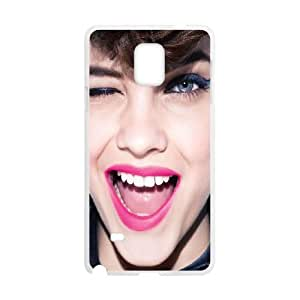 Barbara Palvin Samsung Galaxy Note 4 Cell Phone Case White Cutsk