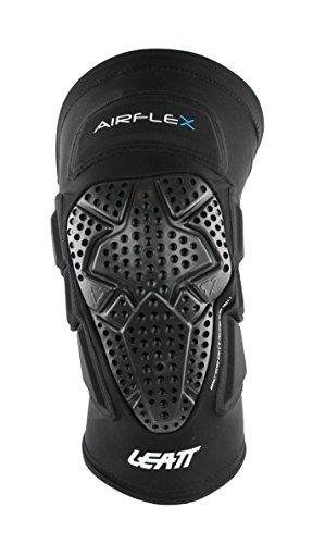 Leatt AirFlex Pro Knee Guard (Black, X-Large)