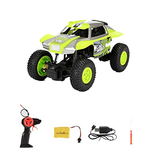(2019 Hot Childrens Day 1:20 2.4G High Speed RC Racing Car,Electric Remote Control Truck Off-Road Buggy Toys Kids Gift (Green))