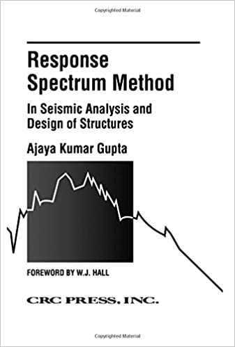 Response Spectrum Method in Seismic Analysis and Design of