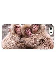 3d Full Wrap Case For Sony Xperia Z2 D6502 D6503 D6543 L50t L50u Cover Animal Monkeys Huggin