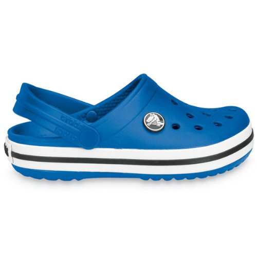 bajo precio 4d382 51cd5 Crocs - Zuecos para niño, Color Azul, Talla 33-34 (J2 ...