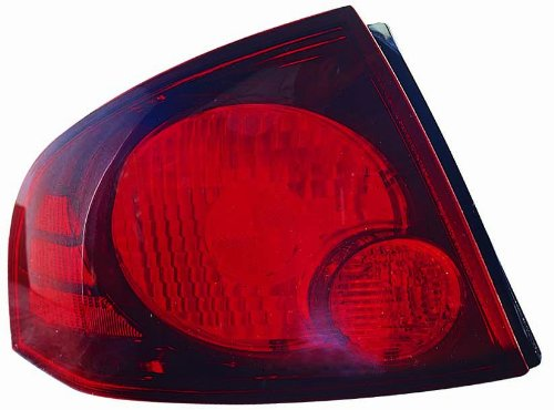Depo 315-1946L-ACN Nissan Sentra Driver Side Replacement Taillight Assembly