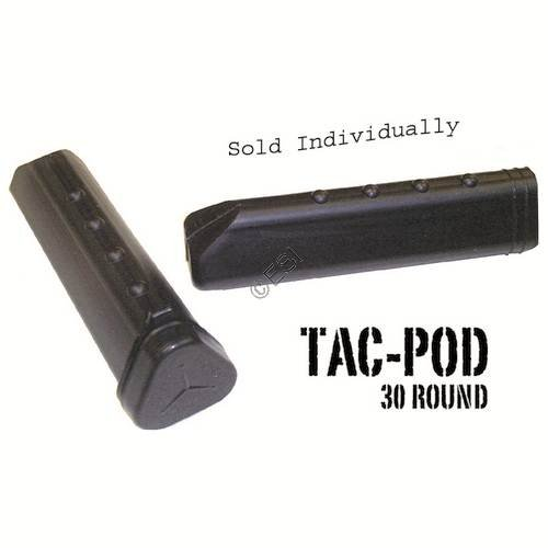 (Allen Paintball Products Tac-Pod - 30 Round - Black)