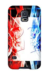 GpbsVvN3888KMVKd ZippyDoritEduard Awesome Case Cover Compatible With Galaxy S5 - Death Note