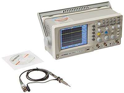 "Instek GDS-1000-U Series 5.7"" TFT-LCD Portable Digital Oscilloscope, 2 Input Channels"