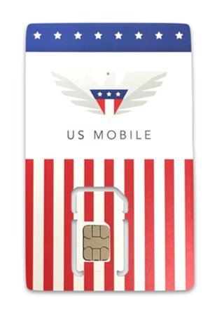 US Mobile Prepaid Universal GSM SIM Card – The average US Mobile customer pays only $15/month - No Contracts