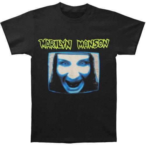Bravado Men's Marilyn Manson MMTV T-shirt