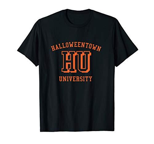 Halloweentown university scary halloween t-shirt ()