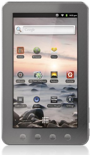 Coby Electronics Kyros MID7014-4G 7-Inch Tablet (Black) from Coby
