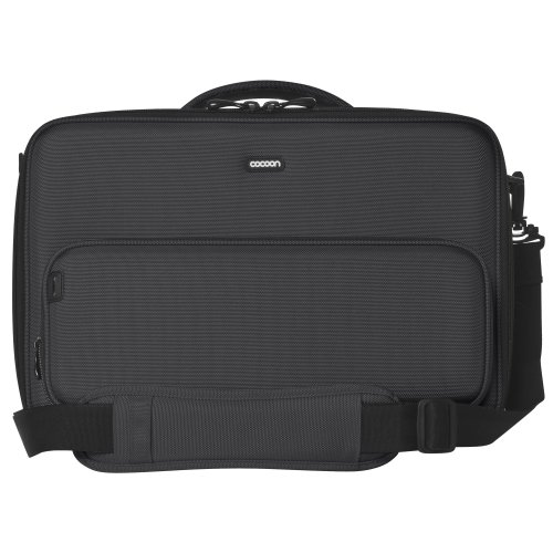 Cocoon CLB405BK Laptop Case, up to 16 inch, 16.25 x 3.75 x 11.5 inch, Black