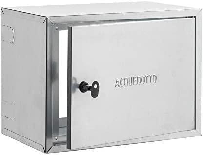 Boldrin cn778.00 caja para contador, galvanizado: Amazon.es ...