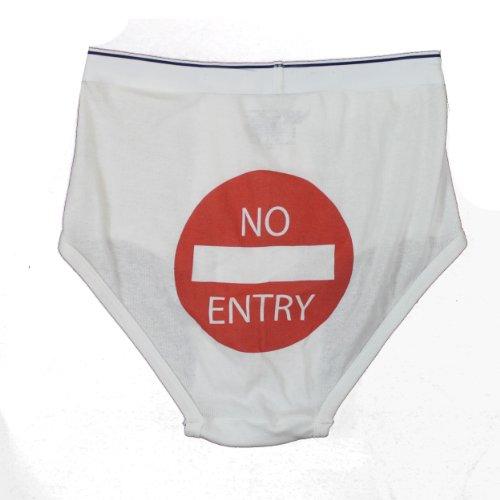 JTshirt.com-19831-NO ENTRY Whitey Tighty Novelty Underwear / Funny Gag Briefs-B00GJE8T68-T Shirt Design