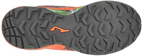 Joma TK.OLIMS-608 - Zapatillas unisex, color naranja