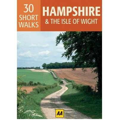 Download Hampshire and the Isle of Wight: AA 30 Short Walks (Cards) - Common pdf